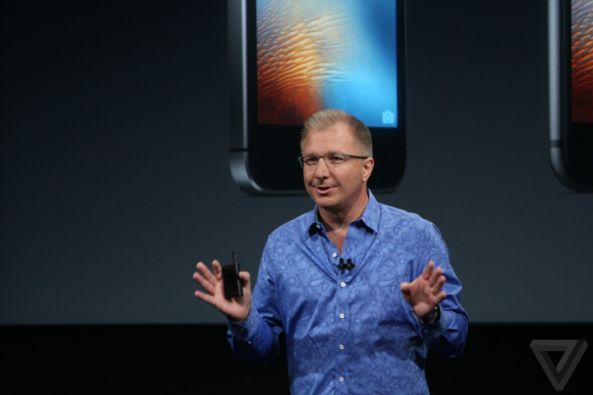 "ÚJ IPHONE!!! ""We're here today to talk about a smaller iPhone."""